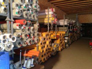 Le choix d'une bâche PVC de qualité est très important pour la longévité d'une structure gonflable.