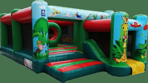 Jeux Gonflable : aire de jeux gonflable