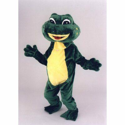mascotte grenouille