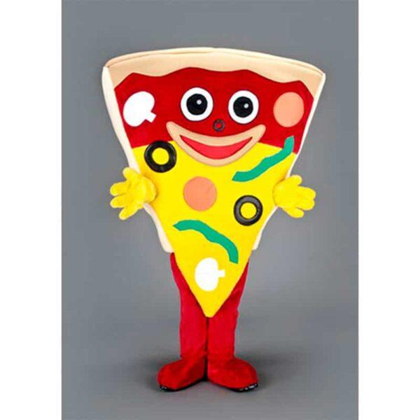 mascotte pizza
