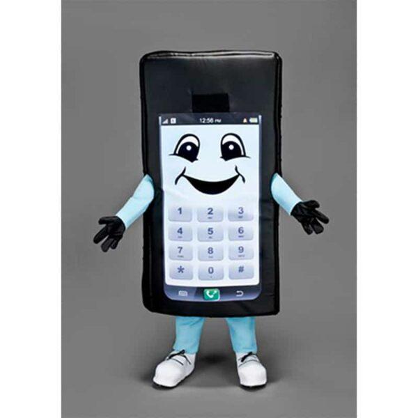 mascotte telephone portable