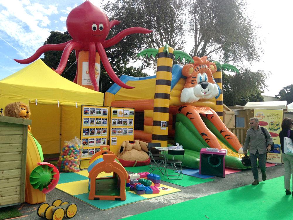 Boutique de jeux gonflables près de Nantes