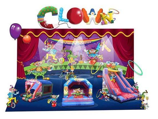 Decoration Clown
