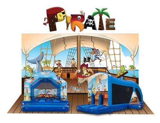Decoration pirate