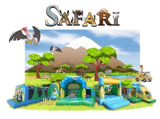 Decoration safari