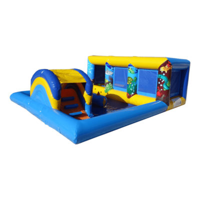 Structure gonflable petite enfance playzone