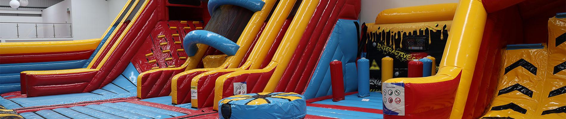 Parcs gonflables XXL airparx inflatables